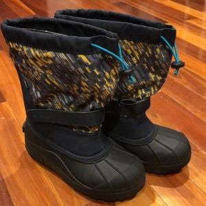 ⭐️Columbia Youth Powderbug Winter Insulated Boots